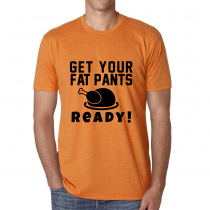 Thanksgiving Men's T-shirt...