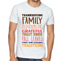 Thanksgiving Men's T-shirt