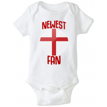 England Newest Fan Baby...