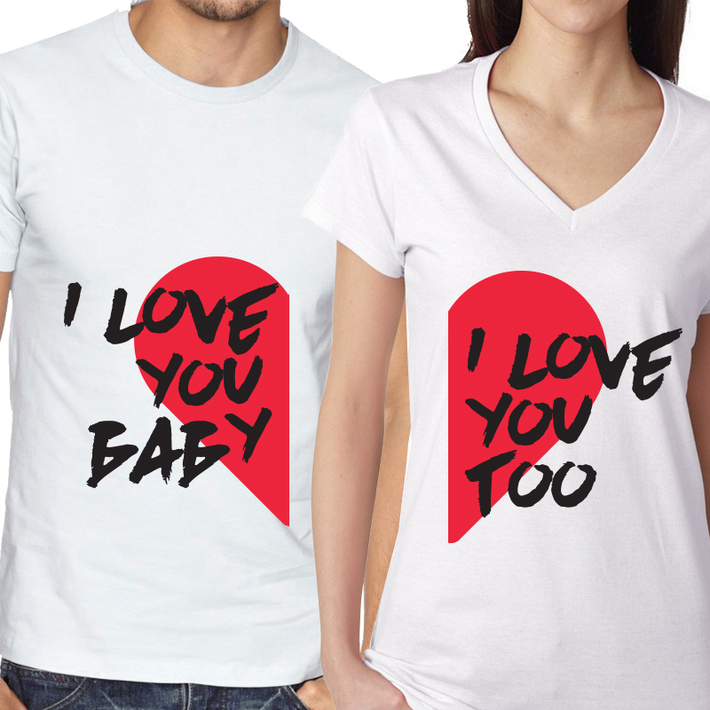 Funny Couples Matching Valentine S Day T Shirts Expressmytee