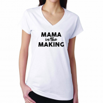 Babyshower's Women's T-shirt Mama In The Making