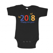 My First New Year Kid's New Year T-Shirts