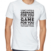 Men's Gamers T-Shirts Video Games Tee