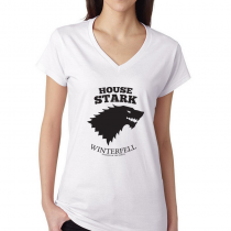 Women's Game Of Thrones T-Shirts House Stark