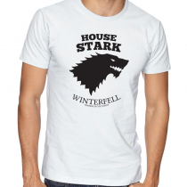 Men T-Shirt MEN Tee House Stark Winterfell