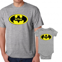 Father's Day Daddy & Me Matching Set Shirts & Bodysuits Dad & Son