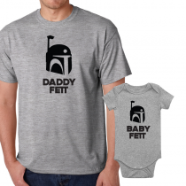 Father's Day Daddy & Me Matching Set Shirts & Bodysuits Daddy/Baby