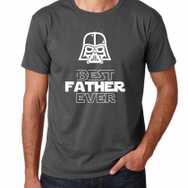 Father's Day Men's T-Shirts Dad's Tee Best Father Ever