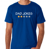 Father's Day Men's T-Shirts Dad's Tee Dad Jokes