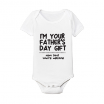 Father's Day Bodysuits Daddy's I'm Your Father Day Gift