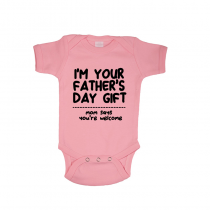 Father's Day Bodysuits Daddy's Mini Me