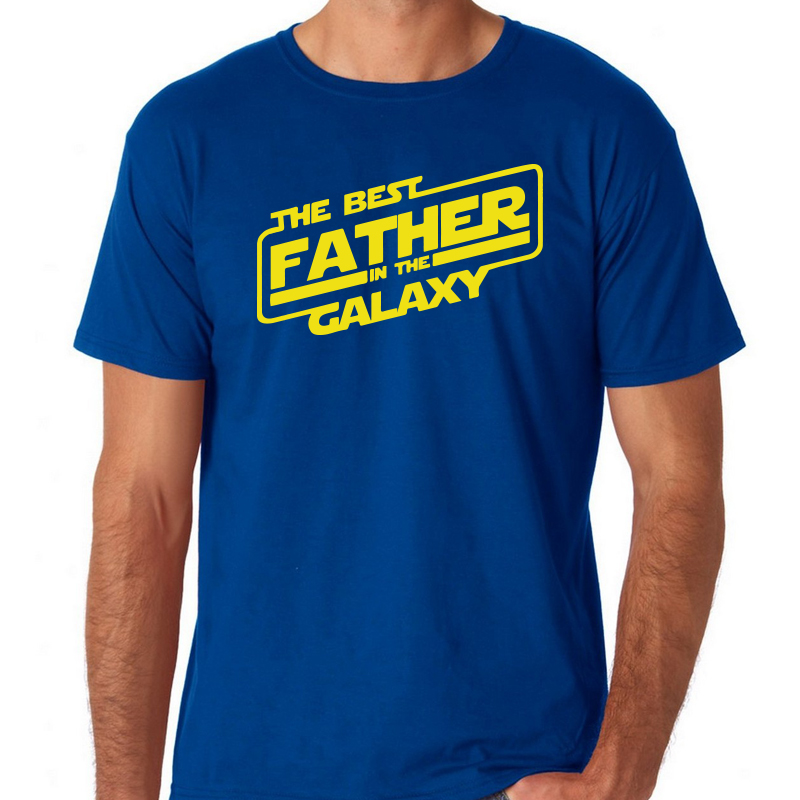 Father's Day Men's T-Shirts Dad's Tee The Best Father