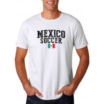 Mexico Men's Soccer T-Shirt...