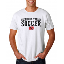 Trinidad & Tobago Men's Soccer T-Shirt Country Team