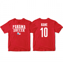 Panama Men's Soccer T-Shirt Country Team
