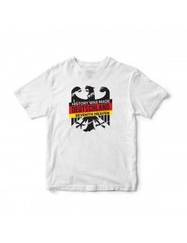 Germany Men's Soccer T-Shirt Deutschland