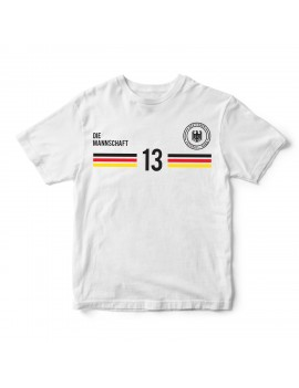 Germany Men's Soccer Jersey