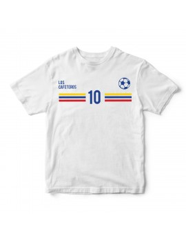 Colombia Men's Soccer Jersey