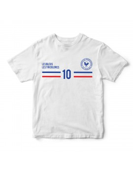 France Men's Soccer Jersey