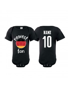 Germany Newest Fan Baby...