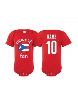 Puerto Rico Newest Fan Baby...