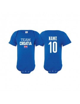 Croatia Newest Fan Baby...
