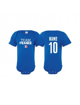 France Newest Fan Baby...
