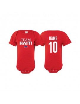 Haiti Newest Fan Baby...