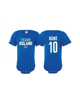 Iceland Newest Fan Baby...