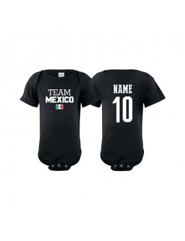 Mexico Newest Fan Baby...