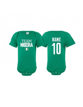 Nigeria Newest Fan Baby...