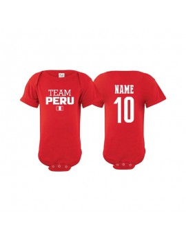 Peru Newest Fan Baby Soccer...