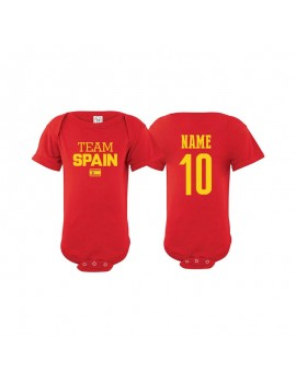 Spain Newest Fan Baby...