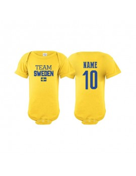 Sweden Newest Fan Baby...