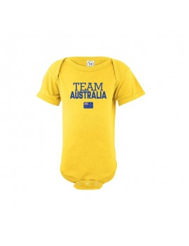 Australia Newest Fan Baby...
