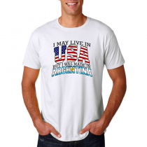 T-shirts Men Tee Country...