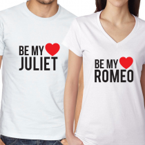Be MY Juliet / Be My Romeo