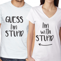 Guess I'm Stupid / I'm with Stupid