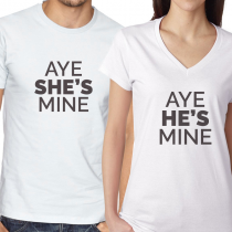 AYE She's Mine / AYE He's Mine