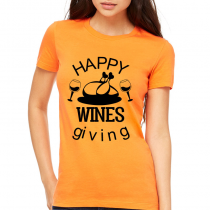 Thanksgiving T-shirt Tee 